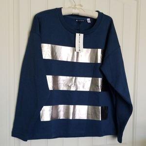 "Sweat shirt ""Petit bateu""designed in France"""